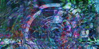 glitch distopia digitale