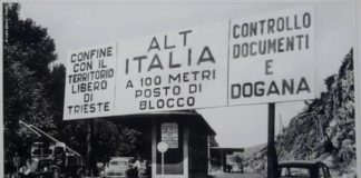 Confine Trieste Jugoslavia