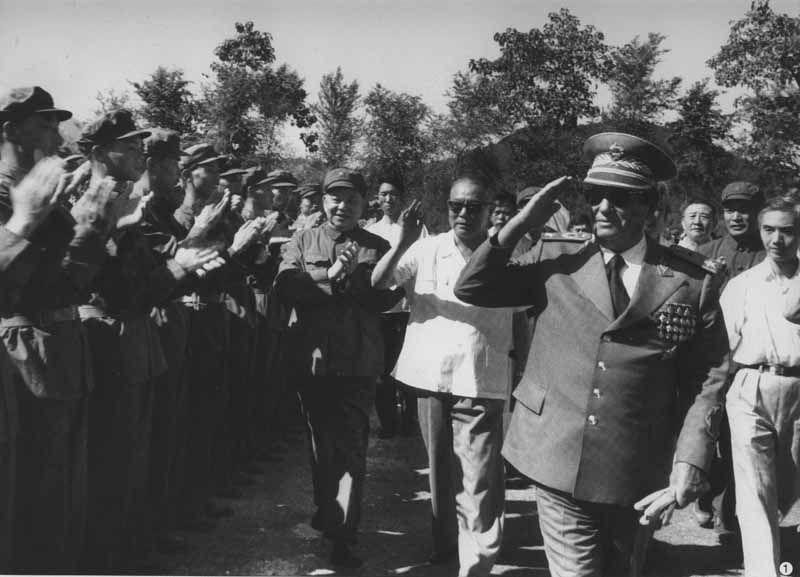 Tito in Cina nel 1977