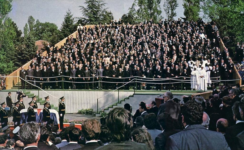 I funerali di Tito