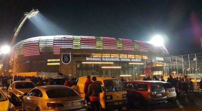 Stadio Fatih Terim Basaksehir