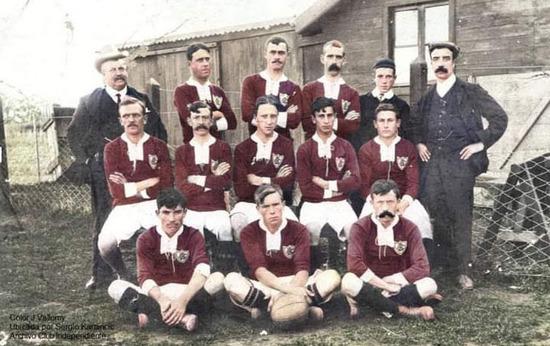 Reformer Athletic Club, 1905