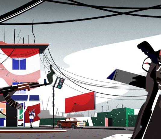 Mali strade dopo il golpe - TNZPV animation