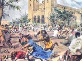 Eccidio Mogadiscio 1948 Corriere Illustrato
