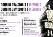 Il confine tra storia e memoria