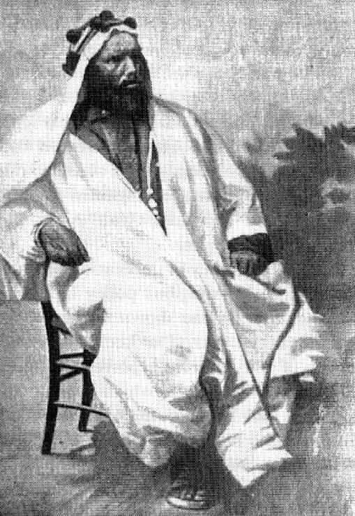 Ras Alula, protagonista della storia contemporanea dell'Etiopia e dell'Eritrea @Wikimedia