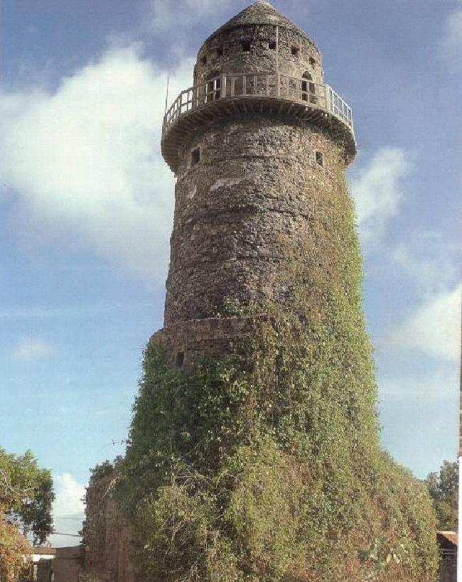 La torre Al-Mnara a Mogadishu