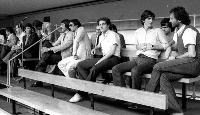 13 giugno 1980: inizia il processo del Totonero. Sul banco degli imputati ci sono Enrico Albertosi, Lionello Manfredonia ed il futuro campione del Mondo, Paolo Rossi.