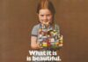 Lego What it is is beautiful