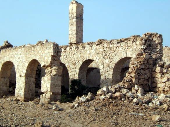 Rovine del periodo del sultanato di Adal a Zayla