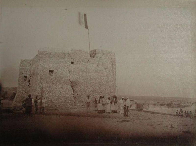 Con l'arrivo europeo inizia il periodo coloniale della Storia della Somalia - Hobyo 1889-1890, scatto di Vincenzo Filonardi