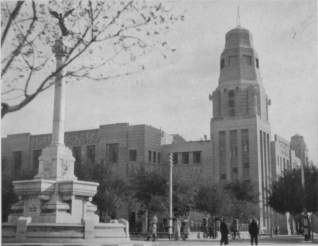 Il Forum, centro sportivo di epoca fascista