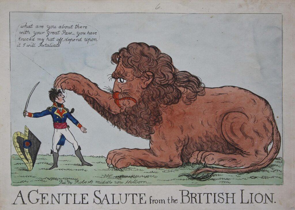 Satira Napoleonica