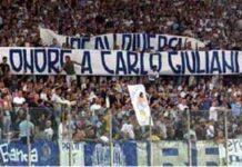 Carlo Giuliano ultras Lazio
